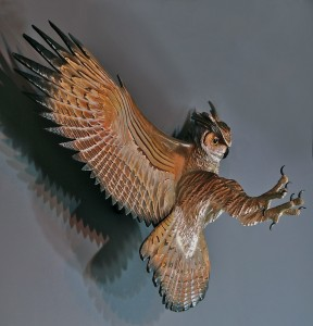owl-woodcarving